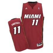 Adidas Chris Andersen Miami Heat Swingman Jersey - Red