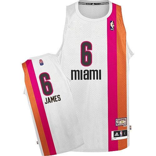 check out 10a1f 698f5 signed nba jerseys miami heats 6 lebron james black aba ...