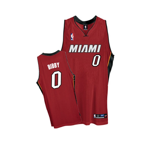 Size:44,48,50,52,54,56,S,M,L,XL,XXL,XXXL.Get Your Adidas Mike Bibby Miami  Heat 0 Authentic Alternate Jersey - Red Free Shipping and Fast on your  Order.