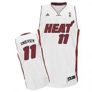 Adidas Chris Andersen Miami Heat Swingman Jersey - White