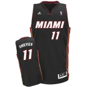 Adidas Chris Andersen Miami Heat Swingman Jersey - Black